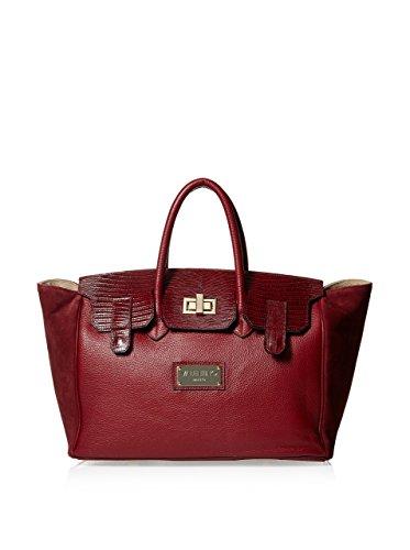 Valentino Bags by Mario Valentino Women's Omia Satchel, Marsala