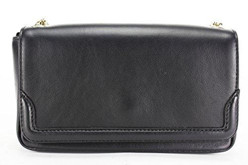 Christian Louboutin Calfskin Leather Black Hand Bag (Mod: 1121140) NWT!