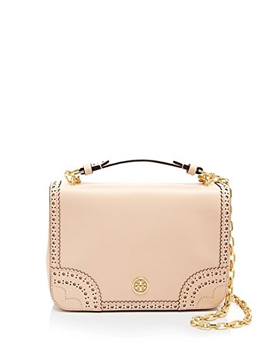 Tory Burch Robinson Brogue Shoulder Bag