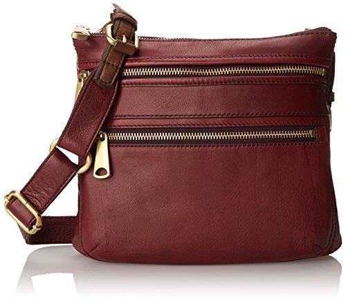 Fossil Explorer Cross-Body Handbag