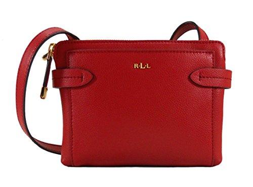 LAUREN Ralph Lauren Handbag, Leather Crossbody