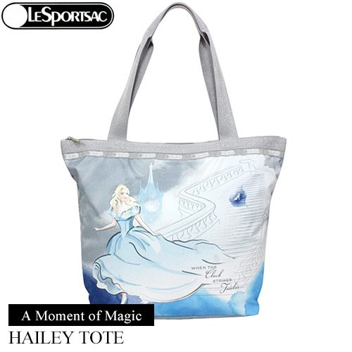 LeSportsac Hailey Tote Bag, Cinderella, A Moment Of Magic