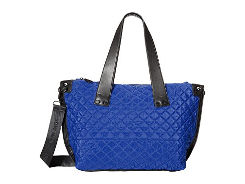 Steve Madden Quilted Nylon Satchel Handbag Shoulder Crossbody Bag