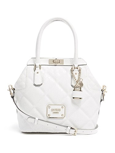GUESS Women's Ophelia Turn-Lock Satchel