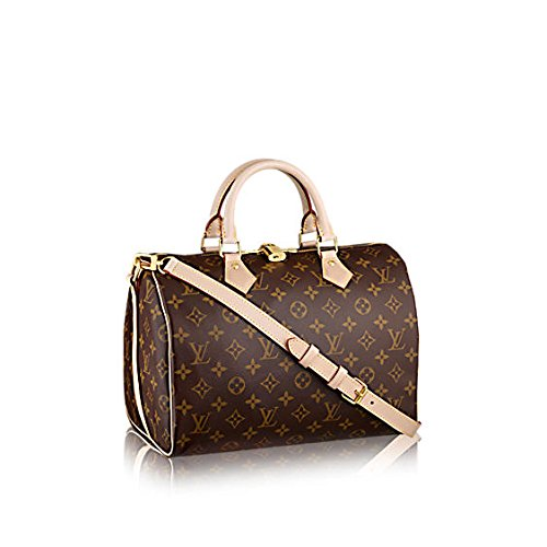 Louis Vuitton Monogram Canvas Speedy Bandouliere 30 M41112