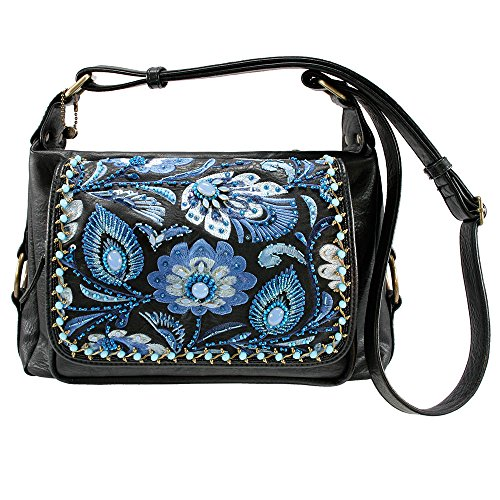 Mary Frances Botanica Handbag