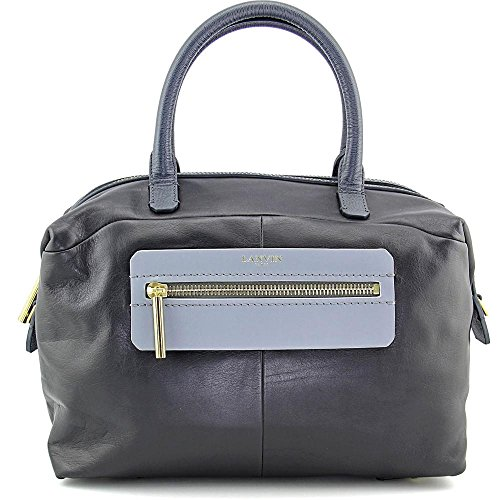 Lanvin Padam Women Leather Satchel