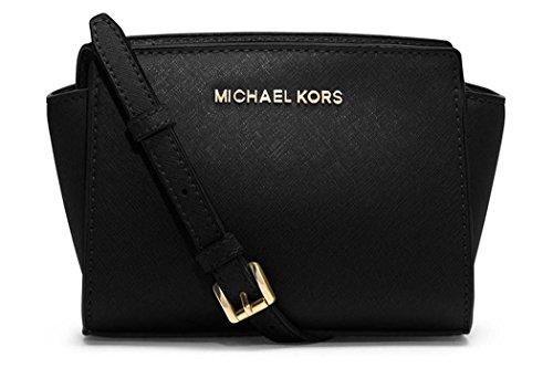 MICHAEL Michael Kors Women's Selma Mini Messenger Bag