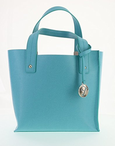 Furla Leather Musa Tote (Laguna 033)