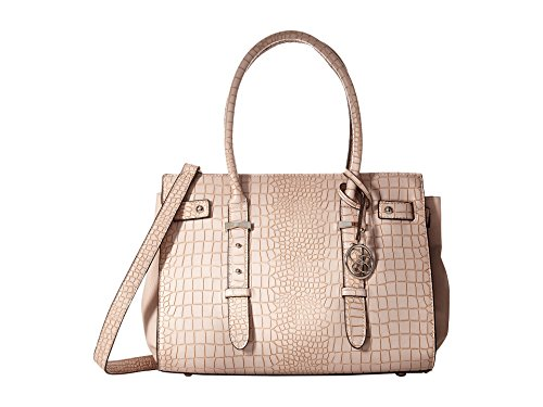 Jessica Simpson Women's Allison Crossbody Satchel Ash Rose Satchel