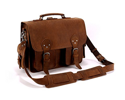 Leyden and Sons Leather Bag Co. – Backwoods Satchel