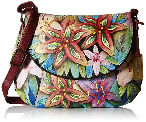 Anuschka Large Flap-Over Convertible LL