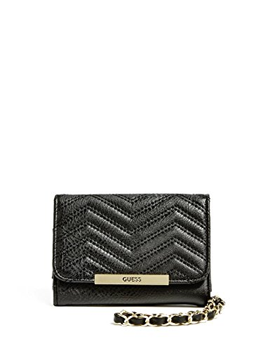 GUESS Women's Cleopatra Quilted Wristlet