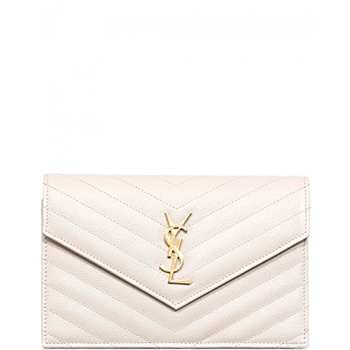 YSL Saint Laurent Monogram Saint Laurent Chain Wallet Handbag