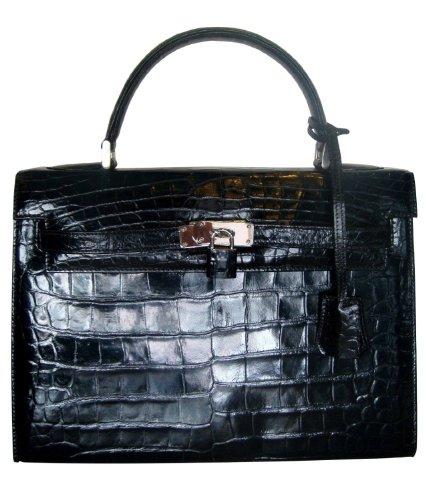 Chloe – Genuine Alligator Skin Handbag – Fantastic Offer: 45% Off !!!