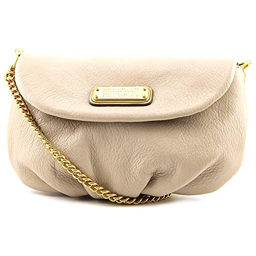 Marc By Marc Jacobs New Q Karlie Women Leather Messenger