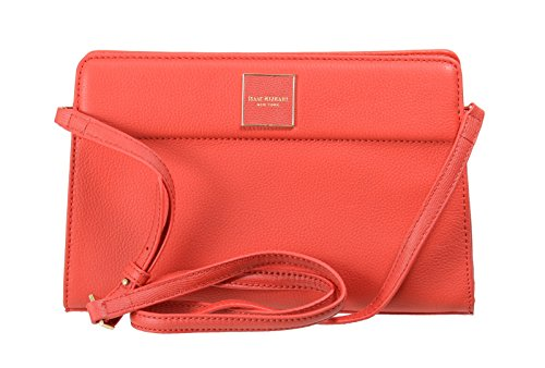 Isaac Mizrahi Designer Handbags: Leather Emma Crossbody