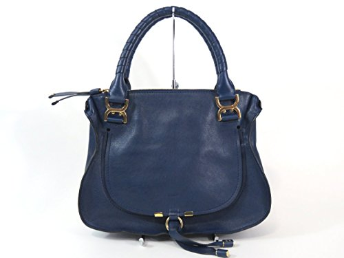 Chloé Chloe Marcie Medium Leather Satchel