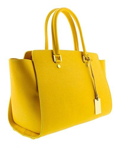 HS2060 GHITA Leather Satchel/Shoulder Bag