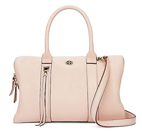 Tory Burch Brody Satchel /Light Oak $495.00