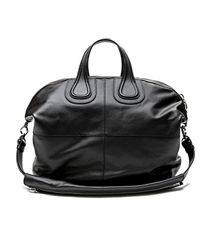 Wiberlux Givenchy Nightingale Women's Two-Way Real Leather Carry Bag