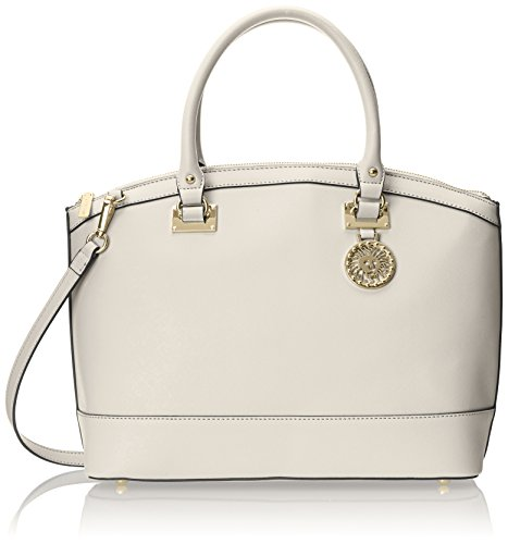 Anne Klein New Recruits Dome Top Handle Satchel Bag