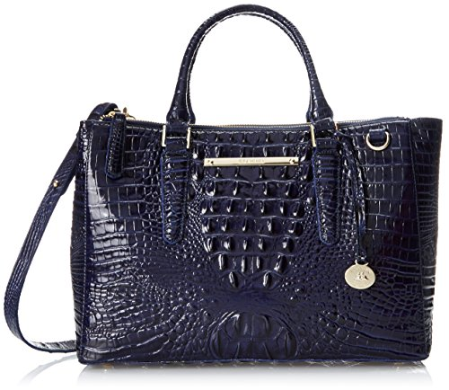 Brahmin Small Lincoln Satchel Top Handle Bag