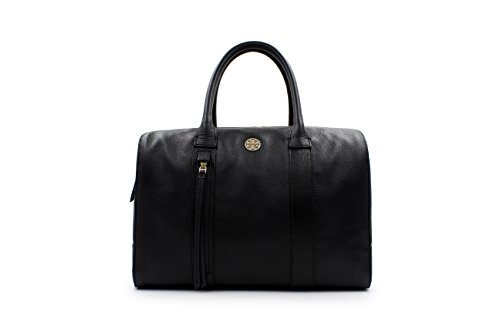 Tory Burch Black Brody Small Satchel