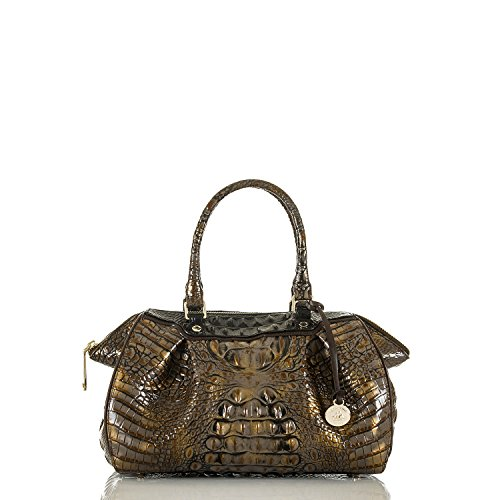 Brahmin Small Faye Fall Tortoise Leather M42787400