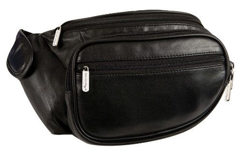 Waist-Pack with Organizer – Black