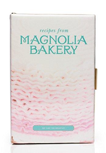 Kate Spade New York x Magnolia Bakery Recipe Book Clutch, Pink Multi