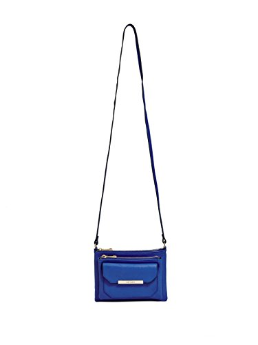 GUESS Women's Melanie Zipper Cross-Body Bag