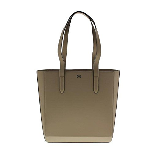 Halston Heritage Womens Leather Shopper Tote Handbag