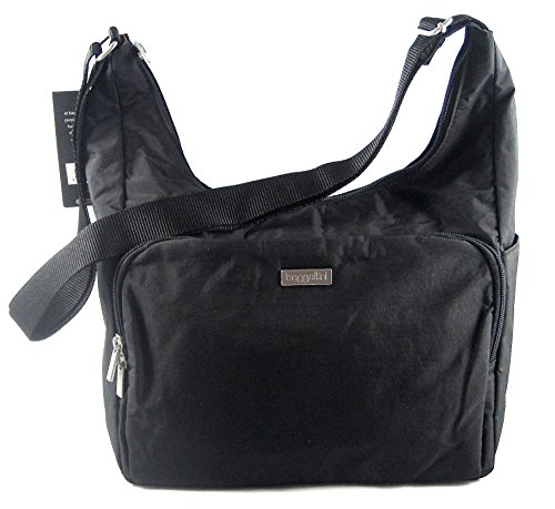 Baggallini Special Edition Cargo Travel Shoulder/ Crossbody Bag Black