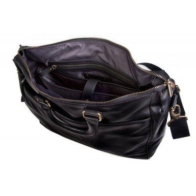 Bosca Tacconi Carry All Tote Black