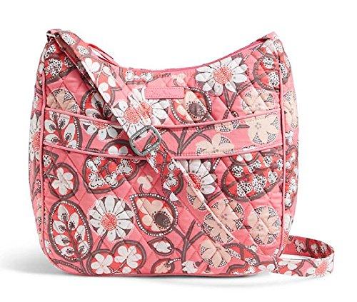 Gorgeous Vera Bradley Carryall Crossbody Handbag in Blush Pink