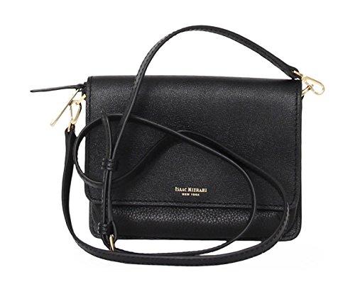 Isaac Mizrahi Designer Handbags: Leather Wendy Crossbody