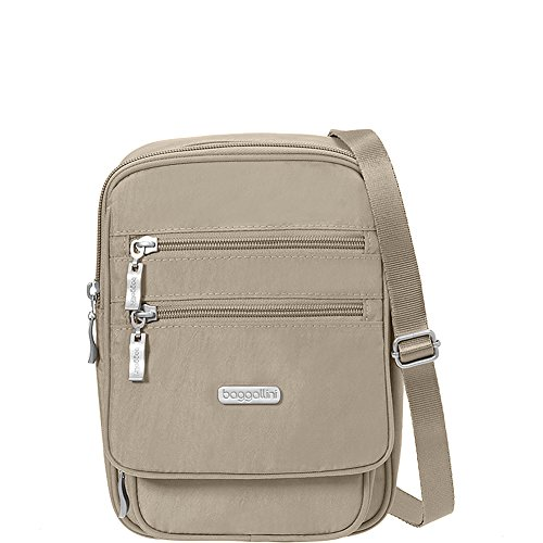Baggallini Journey Crossbody Travel Bag