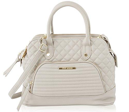 Steve Madden Women's Blorraine Satchel Bag