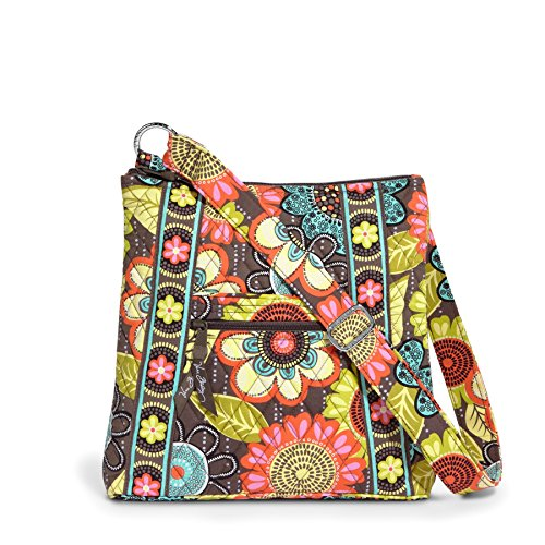 Vera Bradley Hipster Crossbody (Flower Shower)