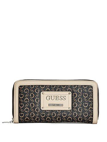 GUESS Women's Proposal Zip-Around Wallet