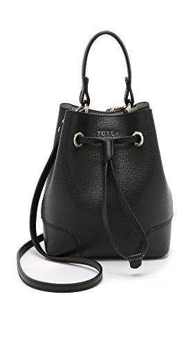 Furla Women's Stacy Mini Drawstring Bucket Bag