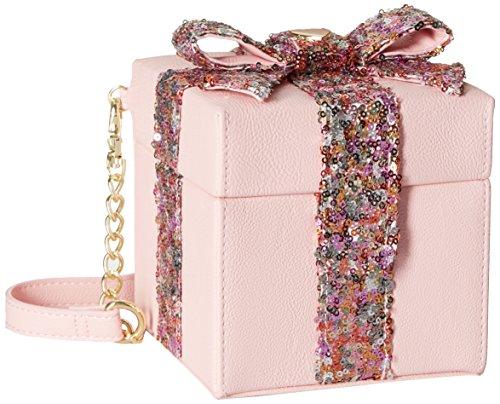 Betsey Johnson That's A Wrap Cross-Body Bag
