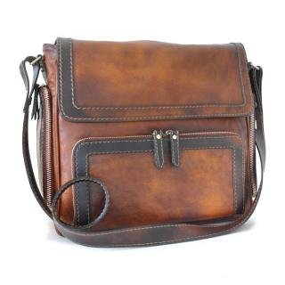Pratesi Italian Leather Elba – Shoulder bag