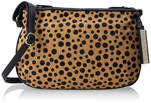 Kenneth Cole Reaction Two Timer Haircalf Cross Body