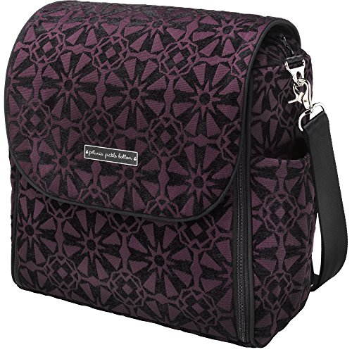 Petunia Pickle Bottom Boxy Backpack, Evening Plum