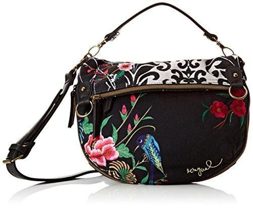 Desigual Folded Tanika Cross Body Bag