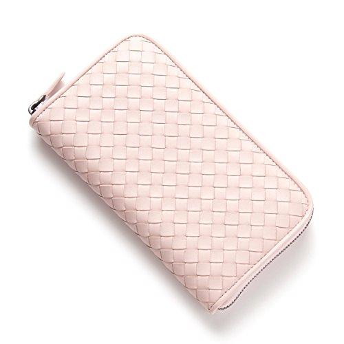 Bottega Veneta SS2016 model – Croc purse NAPPA Petal Pink series 114076 v001n6811 ladies