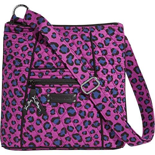 Vera Bradley Hipster Crossbody (Leopard Spots)