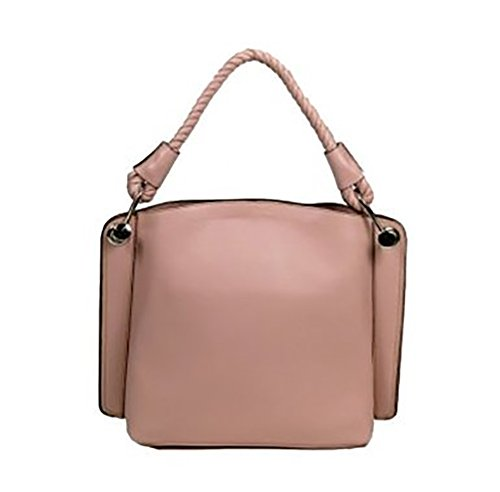 Tosca Hand Bag Handbag Purse -4390 (multiple colors), Pink